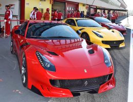 Ferrari Finali Mondiali at Mugello – World Debuts of F12 TdF Special, 488 GTE + FXX K Sightings