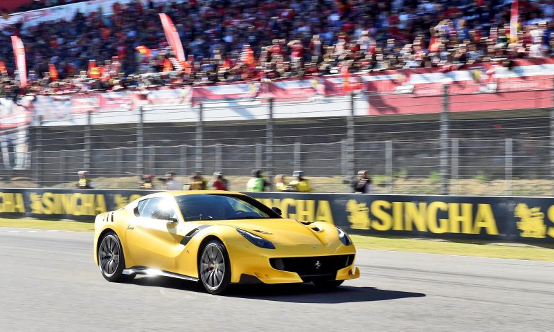 Ferrari Finali Mondiali at Mugello - World Debut of F12TdF Special, 488 GT3 + FXX K Sightings 32