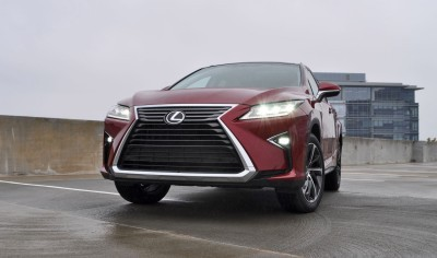 First Drive Review - 2016 Lexus RX350 FWD Luxury Package 13