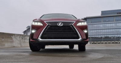 First Drive Review - 2016 Lexus RX350 FWD Luxury Package 15