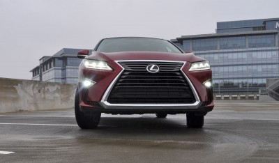 First Drive Review - 2016 Lexus RX350 FWD Luxury Package 17