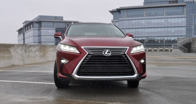 First Drive Review - 2016 Lexus RX350 FWD Luxury Package 18