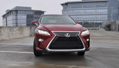 First Drive Review - 2016 Lexus RX350 FWD Luxury Package 19