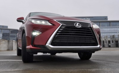 First Drive Review - 2016 Lexus RX350 FWD Luxury Package 20