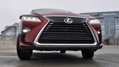 First Drive Review - 2016 Lexus RX350 FWD Luxury Package 21