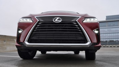 First Drive Review - 2016 Lexus RX350 FWD Luxury Package 22