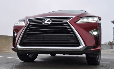 First Drive Review - 2016 Lexus RX350 FWD Luxury Package 23