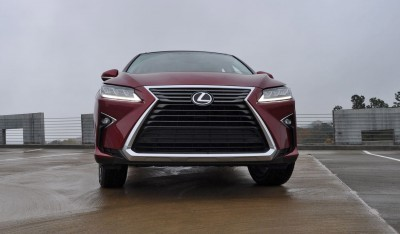 First Drive Review - 2016 Lexus RX350 FWD Luxury Package 44