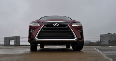 First Drive Review - 2016 Lexus RX350 FWD Luxury Package 45