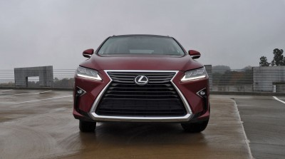 First Drive Review - 2016 Lexus RX350 FWD Luxury Package 47