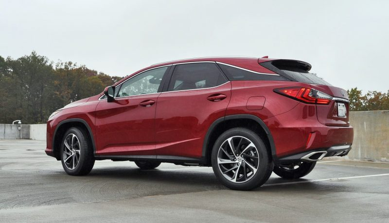 First Drive Review - 2016 Lexus RX350 FWD Luxury Package  5
