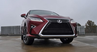 First Drive Review - 2016 Lexus RX350 FWD Luxury Package 52