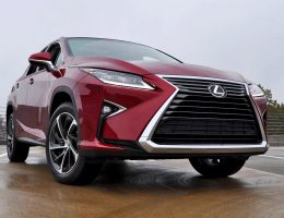 First Drive Review – 2016 Lexus RX350 FWD Luxury Package + Pricing and 100 New Photos