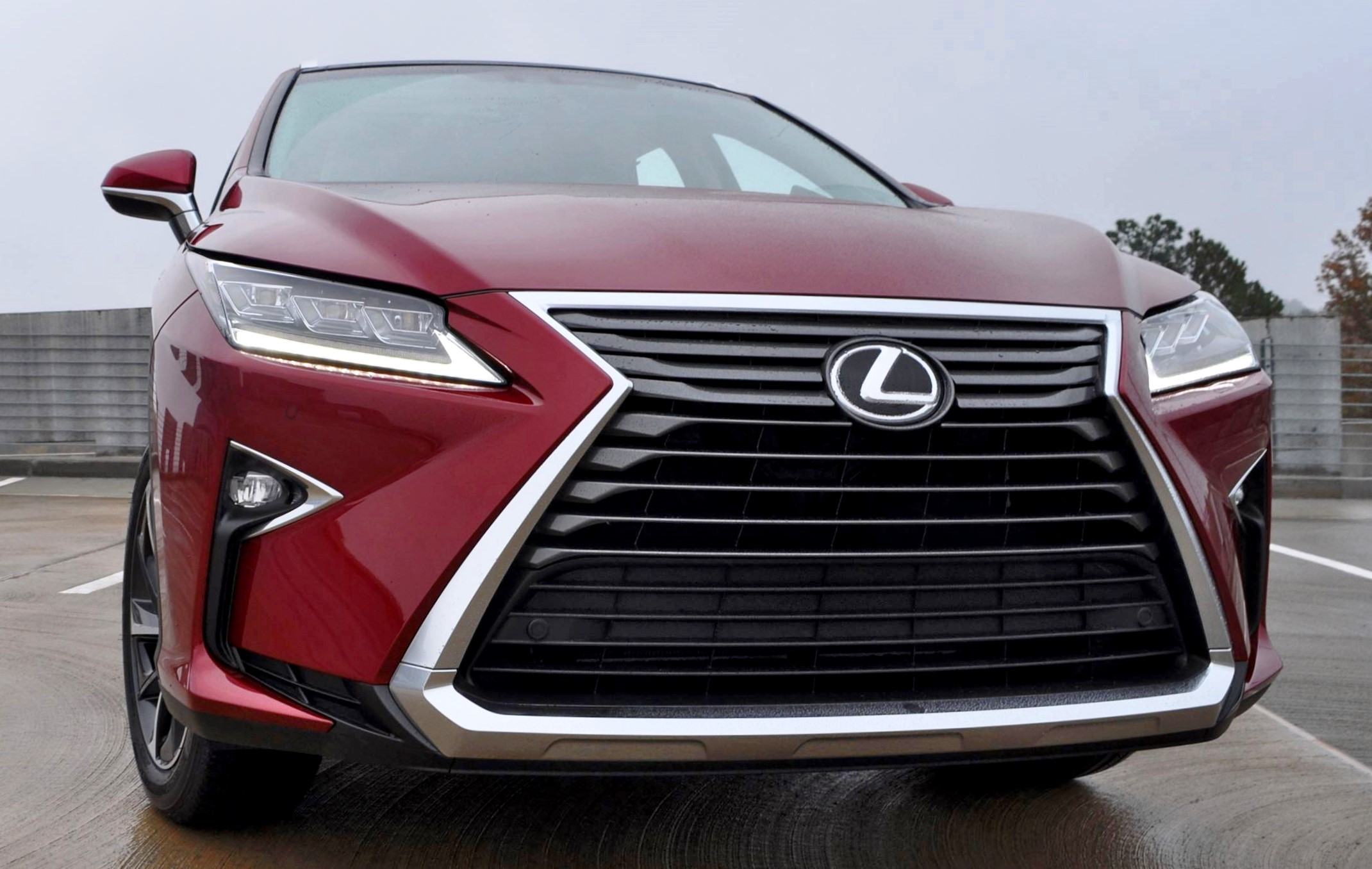 2016 Lexus RX350 Review