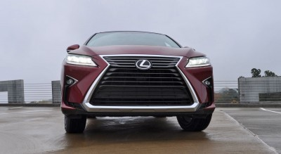 First Drive Review - 2016 Lexus RX350 FWD Luxury Package 76