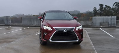 First Drive Review - 2016 Lexus RX350 FWD Luxury Package 83