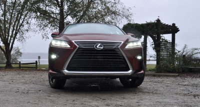 First Drive Review - 2016 Lexus RX350 FWD Luxury Package 88