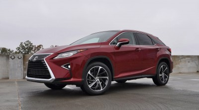 First Drive Review - 2016 Lexus RX350 FWD Luxury Package 9