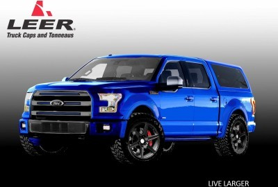 Ford F-150 Supercrew por Leer