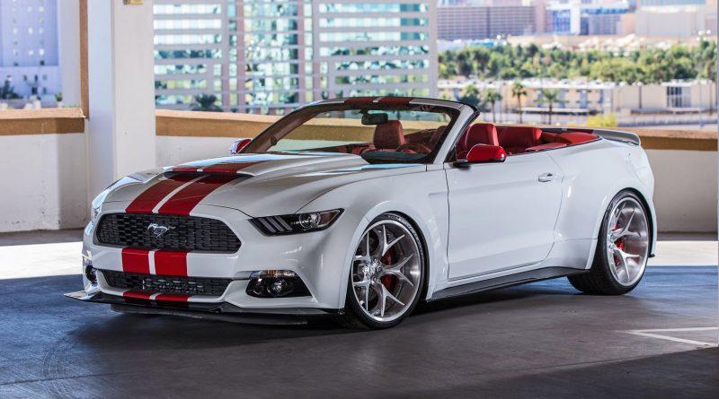 CGS Motorsports Mustang