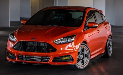 Ford SEMA 2015 Custom Cars 7