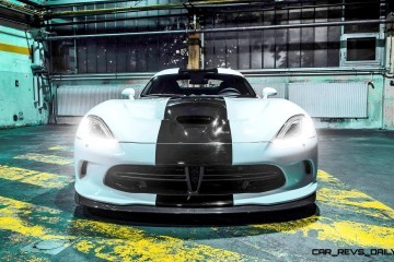 210MPH GEIGER Dodge Viper GTS-R710 Boasts Reworked Headers, Cats, Exhaust and Ram Airbox