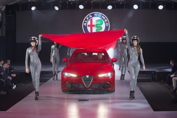 2016 Alfa Romeo GIULIA - LA Debut + Realistic Analysis: Model May Fail at US Relaunch Mission