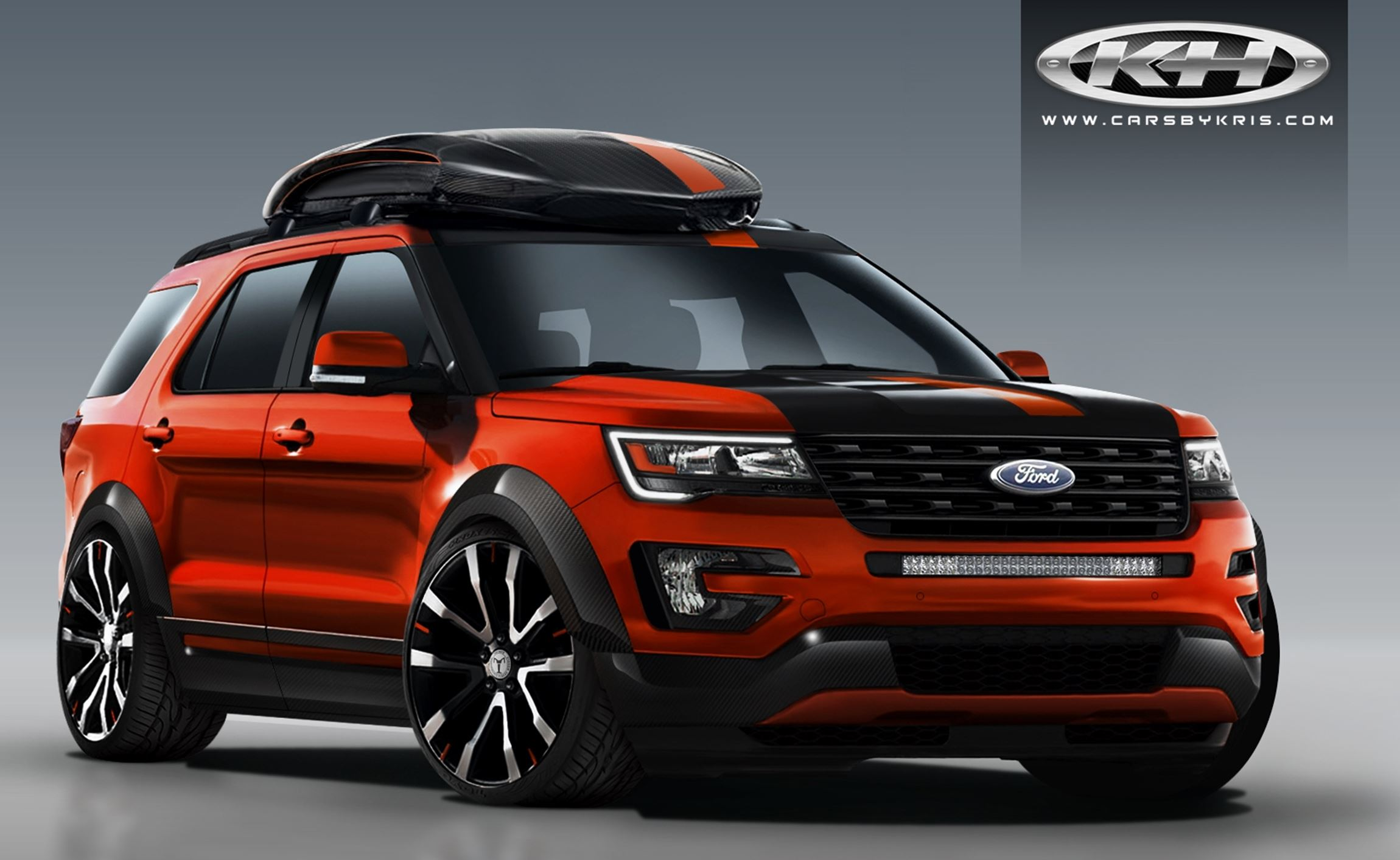 Ford Escape 2014 Custom >> Ford SEMA 2015 Custom TRUCKS Preview