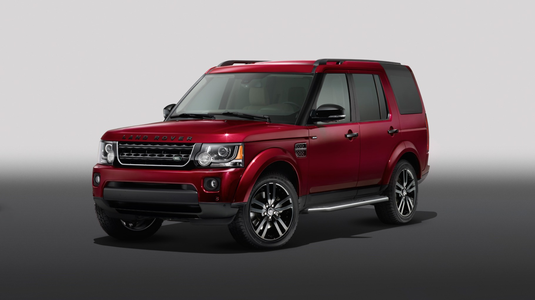 2016 Land Rover Lr4 Discovery Graphite Edition