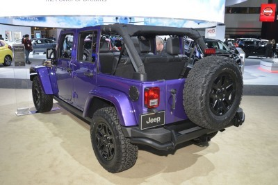 LA Auto Show 2015 - PART TWO Mega Gallery  2
