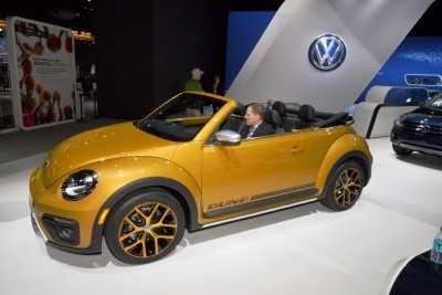 LA Auto Show 2015 - PART TWO Mega Gallery  24