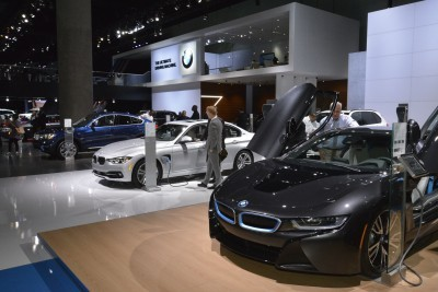 LA Auto Show 2015 - PART TWO Mega Gallery  34