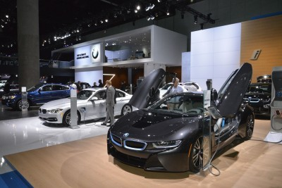 LA Auto Show 2015 - PART TWO Mega Gallery  35