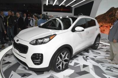 LA Auto Show 2015 - PART TWO Mega Gallery 39