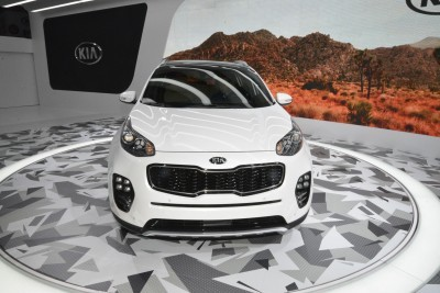 LA Auto Show 2015 - PART TWO Mega Gallery 40