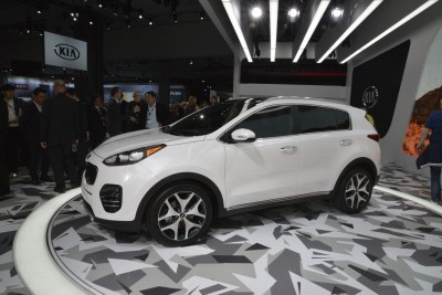 LA Auto Show 2015 - PART TWO Mega Gallery 43