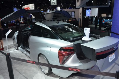 LA Auto Show 2015 - PART TWO Mega Gallery  76