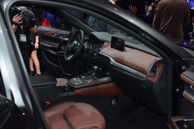 LA Auto Show 2015 - PART TWO Mega Gallery 82