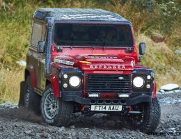 Land Rover DEFENDER CHALLENGE Race Series Wraps Epic 2015 Season, Crowns Winner!