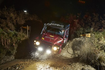 Land Rover DEFENDER CHALLENGE by Bowler Motorsport - Borders Rally Season Finale 34