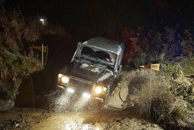 Land Rover DEFENDER CHALLENGE by Bowler Motorsport - Borders Rally Season Finale 35