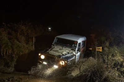Land Rover DEFENDER CHALLENGE by Bowler Motorsport - Borders Rally Season Finale 37