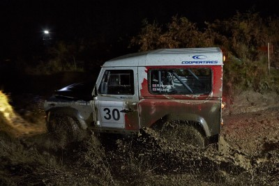Land Rover DEFENDER CHALLENGE by Bowler Motorsport - Borders Rally Season Finale 38