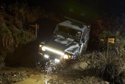Land Rover DEFENDER CHALLENGE by Bowler Motorsport - Borders Rally Season Finale 40