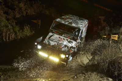 Land Rover DEFENDER CHALLENGE by Bowler Motorsport - Borders Rally Season Finale 41