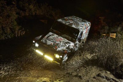 Land Rover DEFENDER CHALLENGE by Bowler Motorsport - Borders Rally Season Finale 42