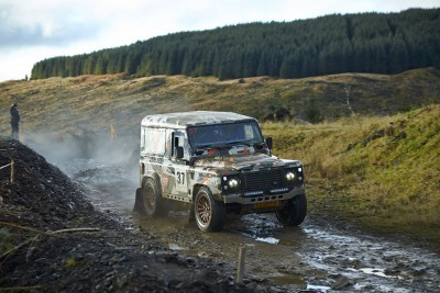 Land Rover DEFENDER CHALLENGE by Bowler Motorsport - Borders Rally Season Finale 52