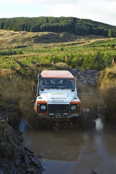 Land Rover DEFENDER CHALLENGE by Bowler Motorsport - Borders Rally Season Finale 53