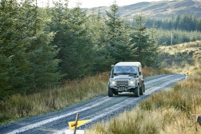 Land Rover DEFENDER CHALLENGE by Bowler Motorsport - Borders Rally Season Finale 59