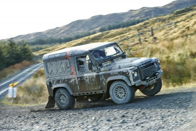 Land Rover DEFENDER CHALLENGE by Bowler Motorsport - Borders Rally Season Finale 64